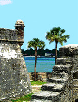 Fort, St. Augustine